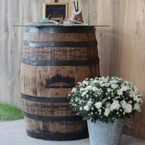 Jack Daniel's Whiskey Barrels